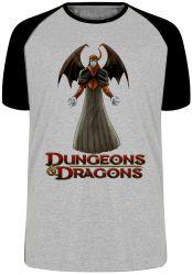Camiseta Raglan Vingador