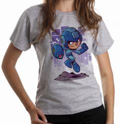 Blusa Feminina Mega Man