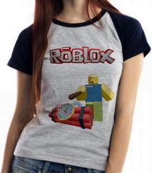 Blusa Feminina Roblox Bomba