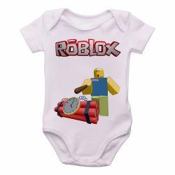 Roupa Bebê Roblox Bomba