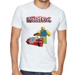 Camiseta Roblox Bomba
