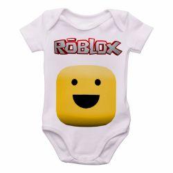 Roupa Bebê Roblox Carinha