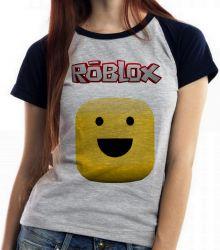 Blusa Feminina Roblox Carinha