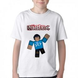Camiseta Infantil Roblox Game