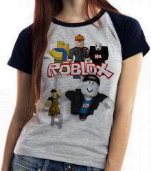Blusa Feminina Roblox Turma