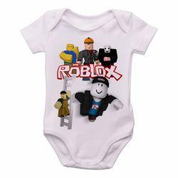 Roupa Bebê Roblox Turma