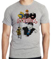 Camiseta Roblox Turma