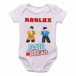 Roupa Bebê Roblox Jail Break