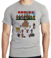 Camiseta Roblox Personagens