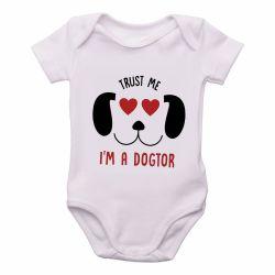 Roupa Bebê Veterinário Dogtor
