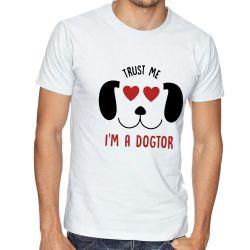 Camiseta Veterinário Dogtor