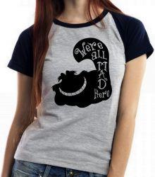Blusa Feminina Gato Cat preto