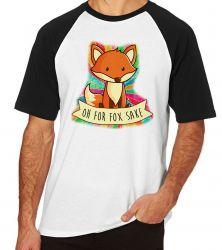 Camiseta Raglan Raposa