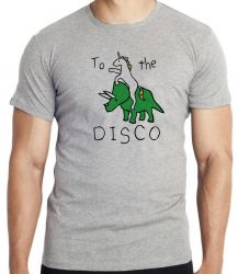 Camiseta Dinossauro Unicórnio