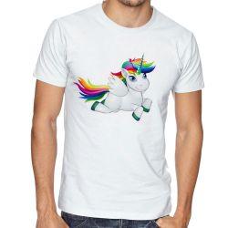 Camiseta Cavalo Unicórnio