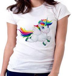 Blusa Feminina Cavalo Unicórnio