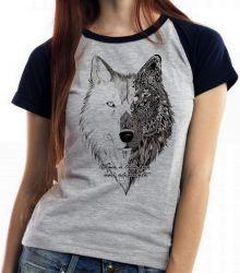 Blusa Feminina Vence o lobo