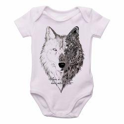 Roupa Bebê Vence o Lobo