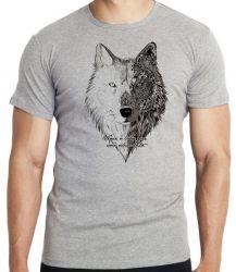 Camiseta Infantil Vence o Lobo