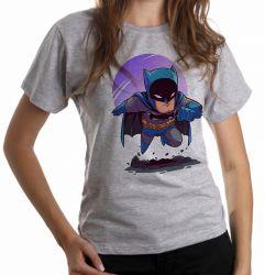 Blusa Feminina Batman Morcego