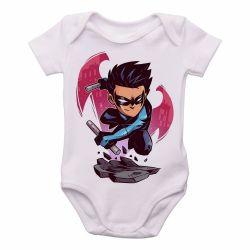 Roupa Bebê Robin Futuro