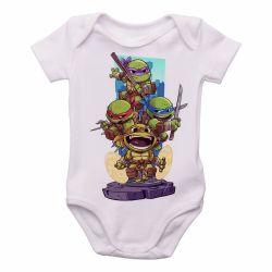 Roupa Bebê Tartaruga Ninja