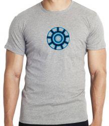 Camiseta Reator Tony Stark