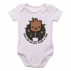 Roupa Bebê Plante Groot Árvore