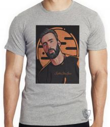 Camiseta Captain Chris Evans