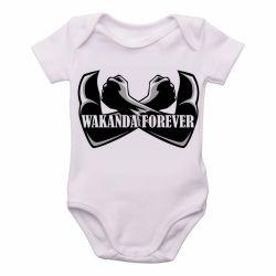 Roupa Bebê Wakanda