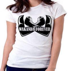 Blusa Feminina Wakanda