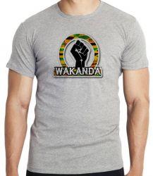 Camiseta Wakanda Pantera Negra