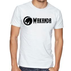 Camiseta Wakanda Black Panther