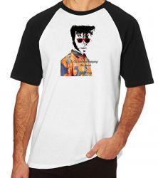 Camiseta Raglan Wolverine Hawaii