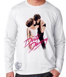 Camiseta Manga Longa Dirty Dancing