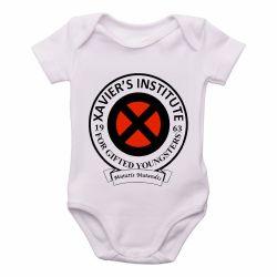 Roupa Bebê Xavier Institute  X-Men