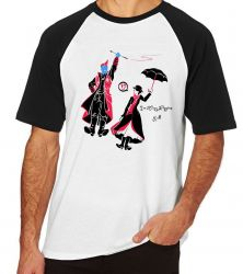 Camiseta Raglan Yondu Guardiões Galaxia