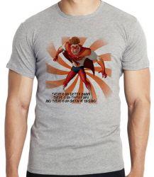 Camiseta Megamente Titan