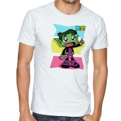 Camiseta Mutano Jovens Titãs