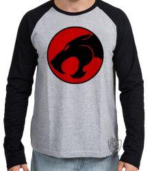 Camiseta Manga Longa Thundercats