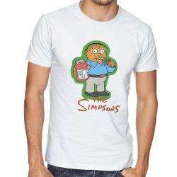 Camiseta Simpsons Ralph
