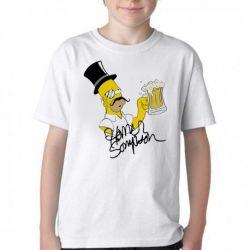 Camiseta Simpsons Sir Homer