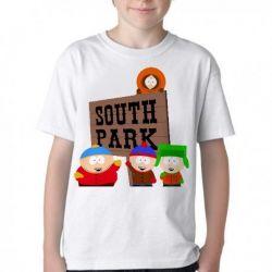 Camiseta Infantil South Park