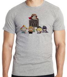 Camiseta South Park Super Herois