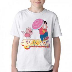 Camiseta Infantil Steven Universe