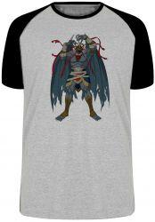 Camiseta Raglan Thundercats Mumm Ra