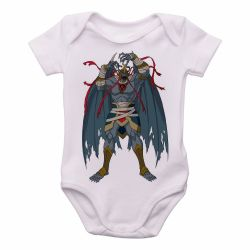 Roupa Bebê Thundercats Mumm Ra