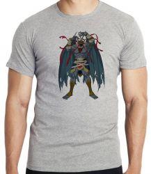 Camiseta Infantil Thundercats Mumm Ra