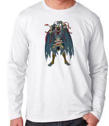 Camiseta Manga Longa Thundercats Mumm Ra