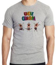 Camiseta Infantil Titio avô